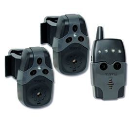 BLACK CAT Bite Alarm Set 2, 2+1pcs