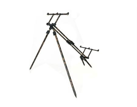 "FOX Horizon Duo camo 3 rod pod inc 2 x 36"" long legs"