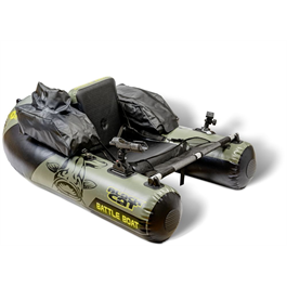 BLACK CAT Battle Belly Boat 170cm 113cm