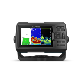 GARMIN Striker Vivid 5cv, Worldwide m.Gebber w/GT20